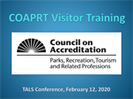 COAPRT Visitor Powerpoint